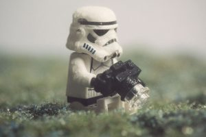 """Part of my """"random photos of Stormtroopers"""" ... """"project"""""""