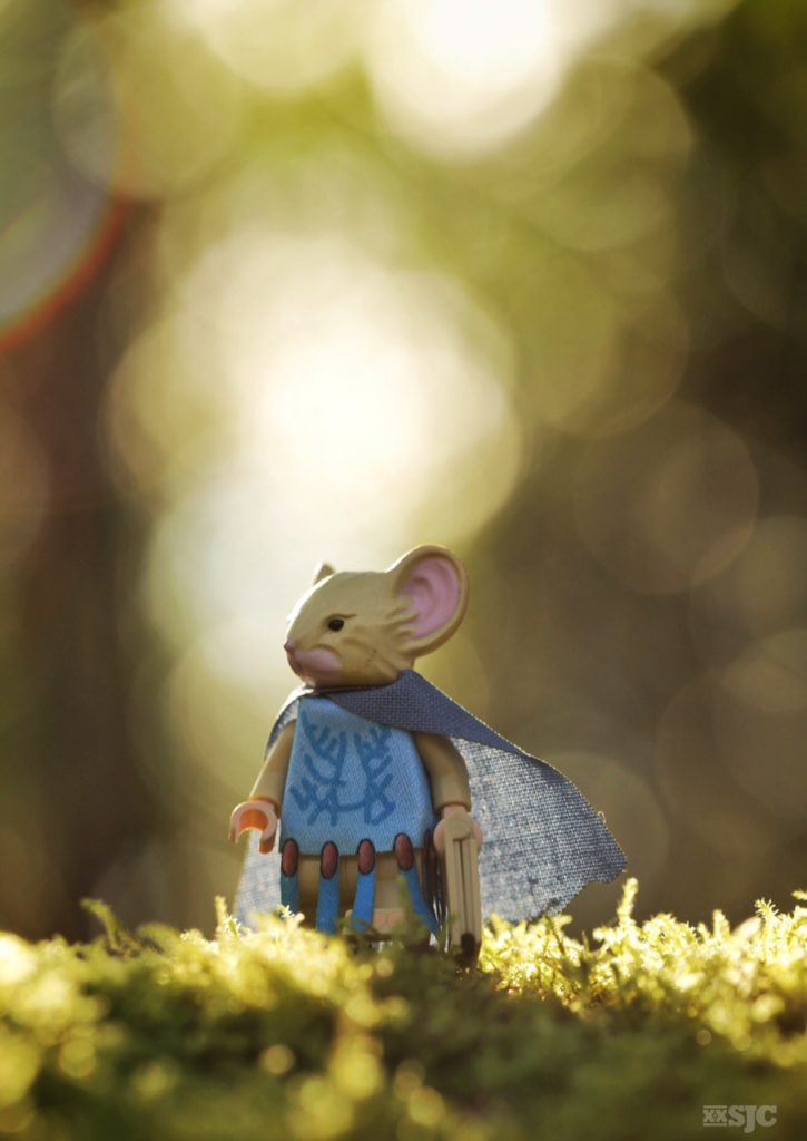 Gwendolyn of Mouse Guard