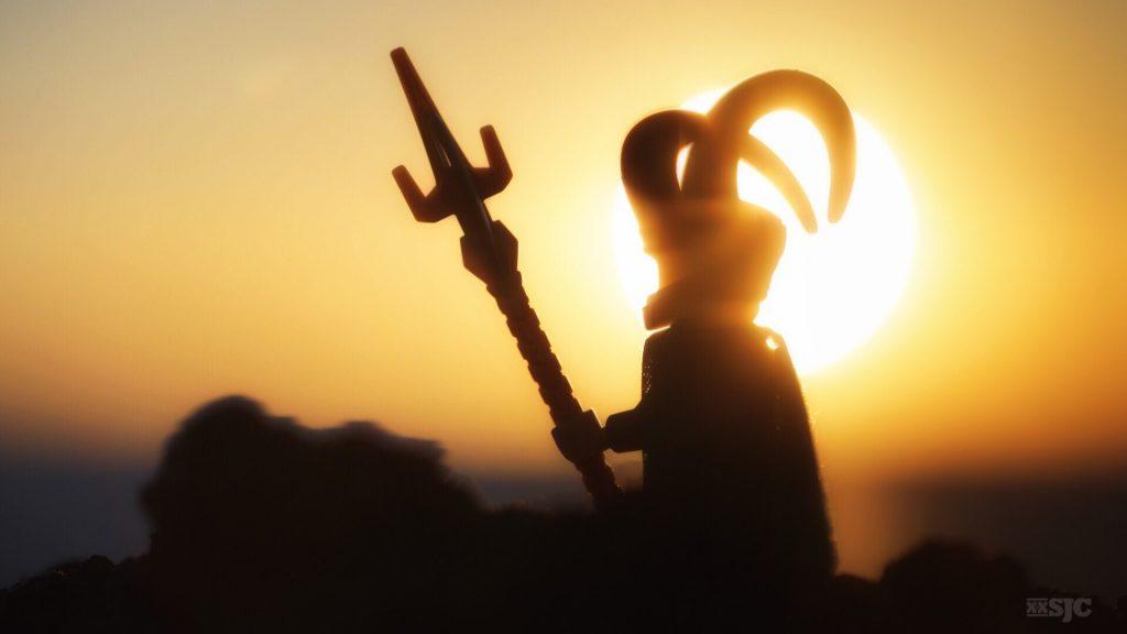 Lego Loki Hawaii WM