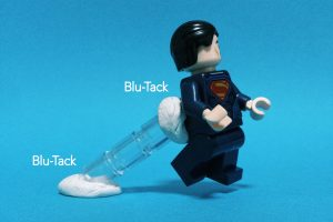 4. Superman flying tutorial