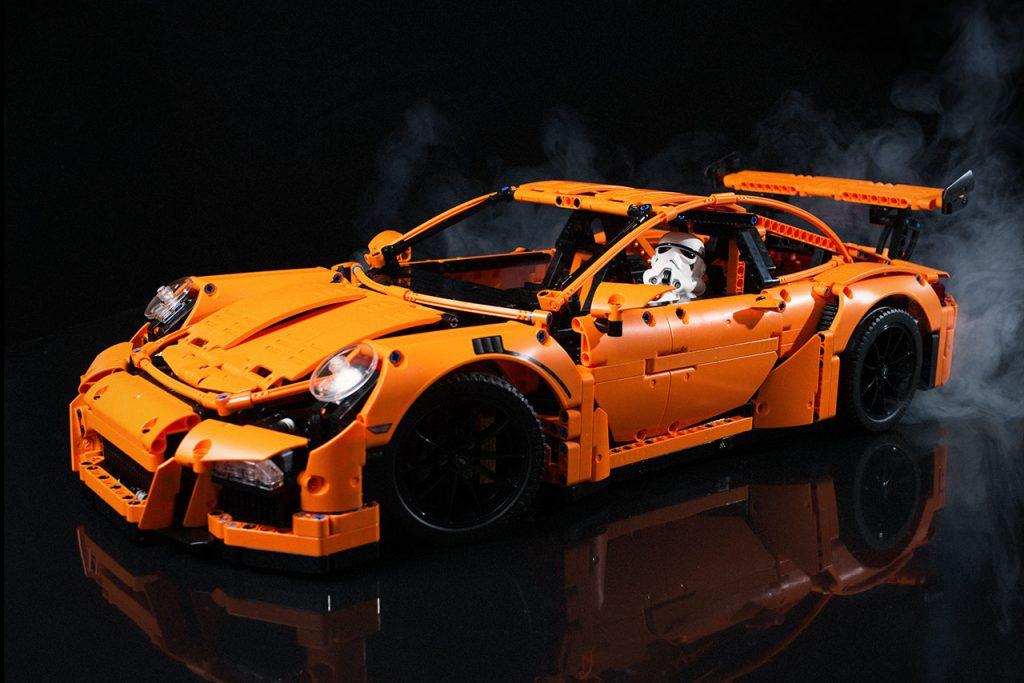 Porsche Trooper