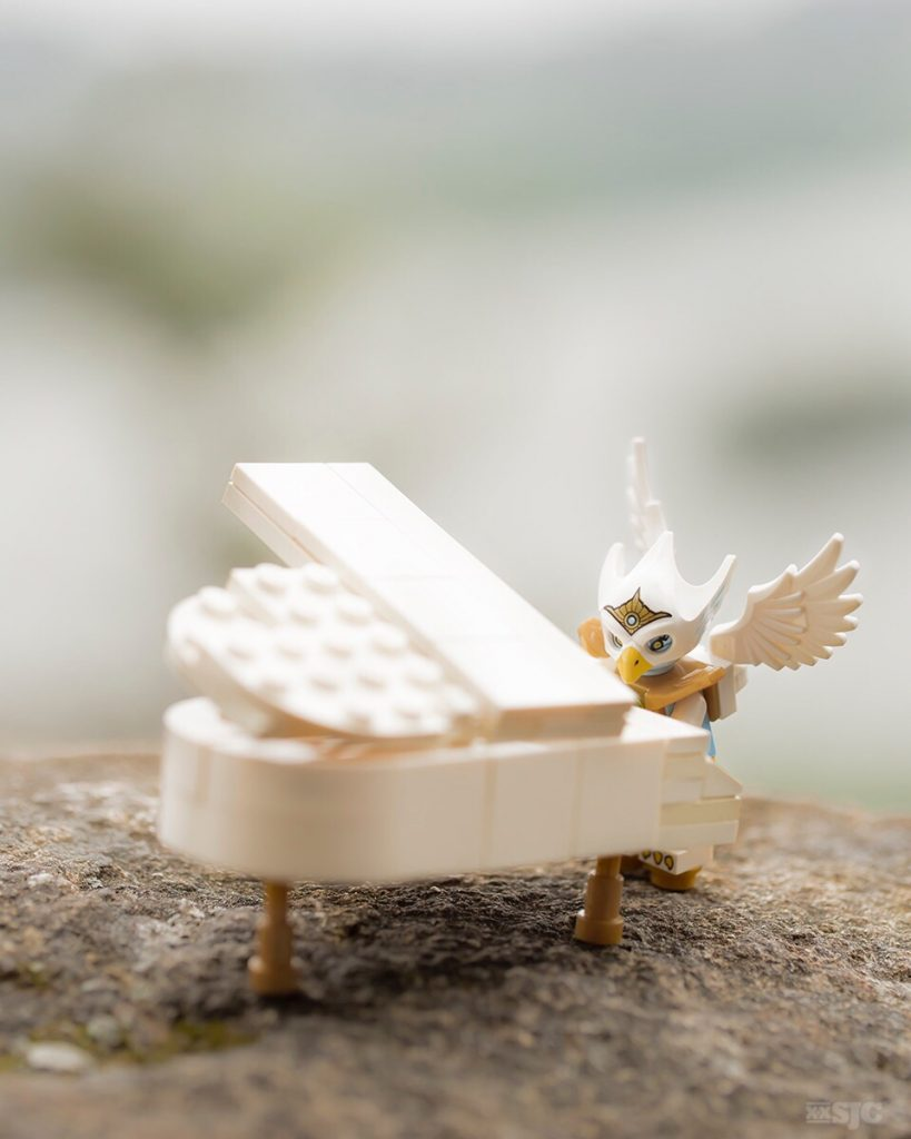 Chima-piano-legography-toy-photography By Shelly Corbett