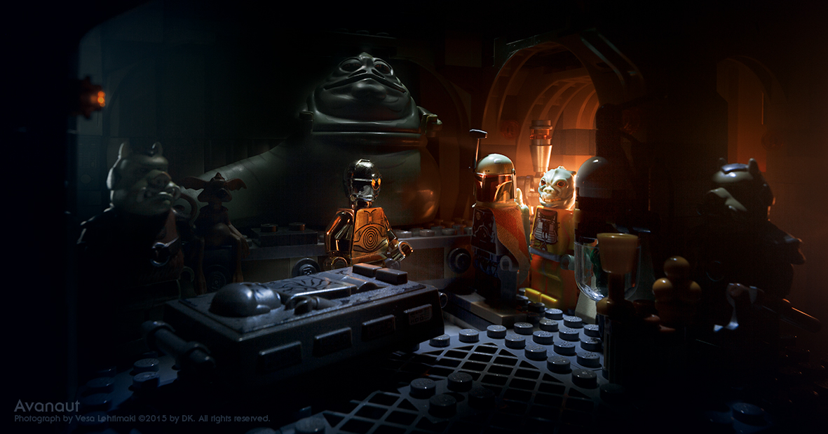 Behind The Small Scenes From A Big Galaxy Part 2 Stuck
