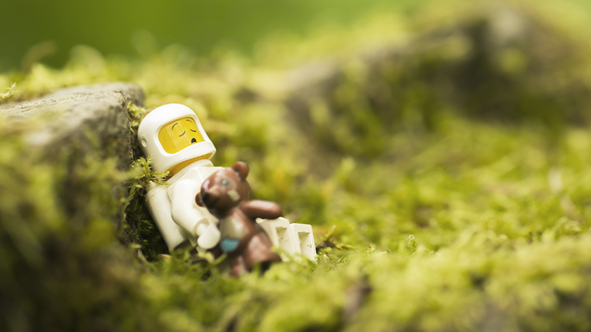 Outdoor Toy Photography With Intention Stuck In Plastic