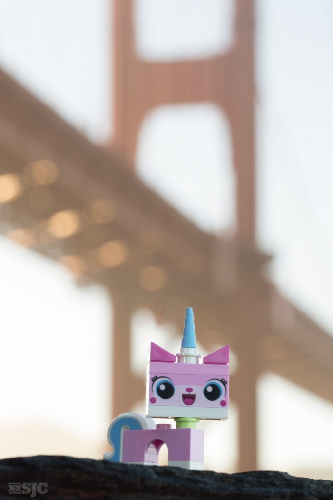 Unikitty left her heart in San Francisco. Can you help her find it by joining our 2017 toy safari?