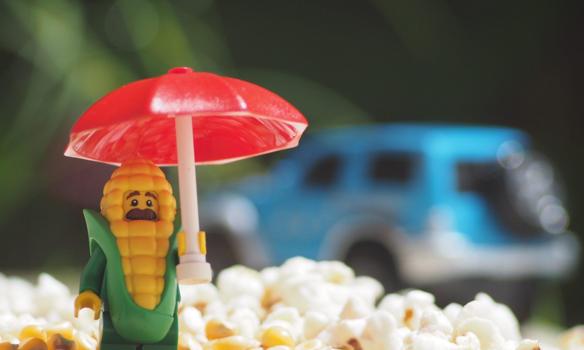 Popcorn Heatwave