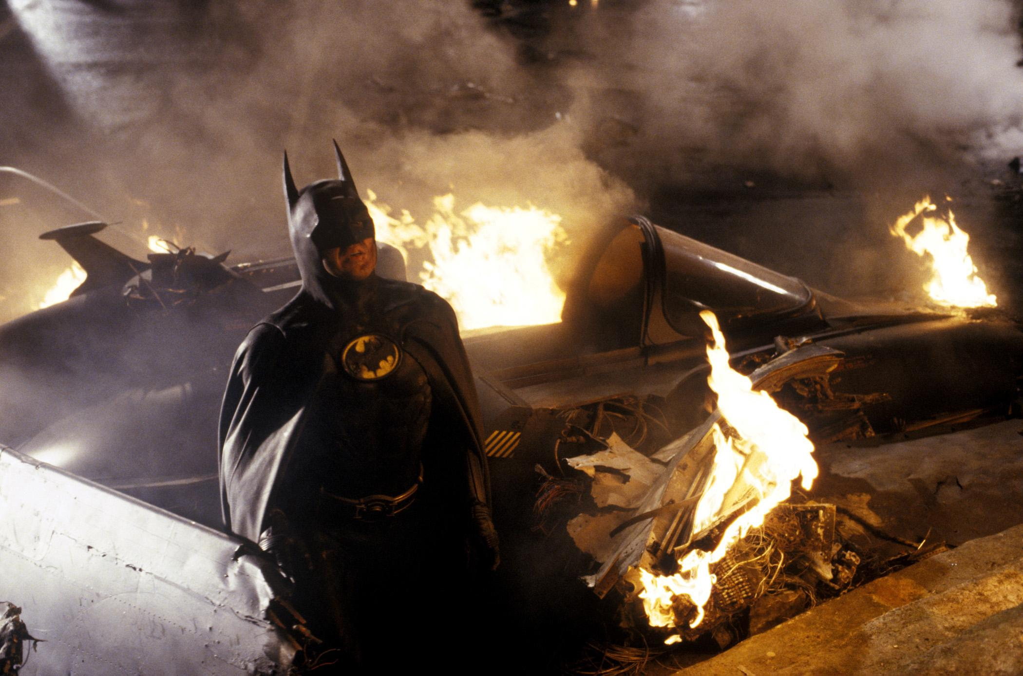 Happy Birthday Batman Stuck In Plastic