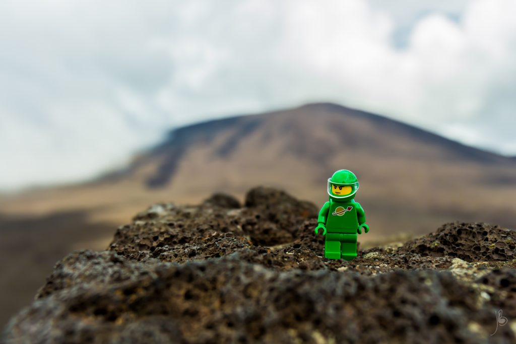 Exploration (#17) - Volcano