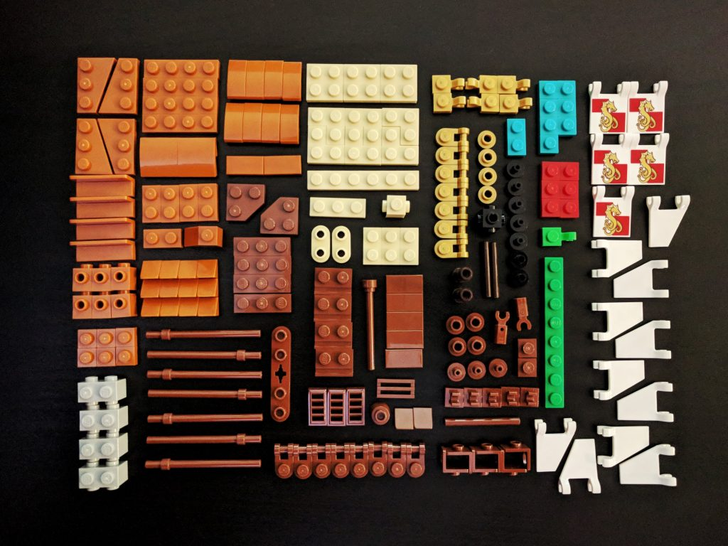 My latest Knolling