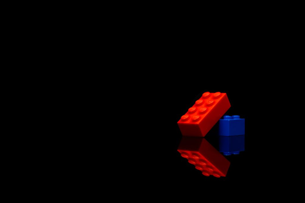 The LEGO brick