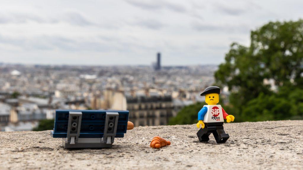 SiP went Paris 2018