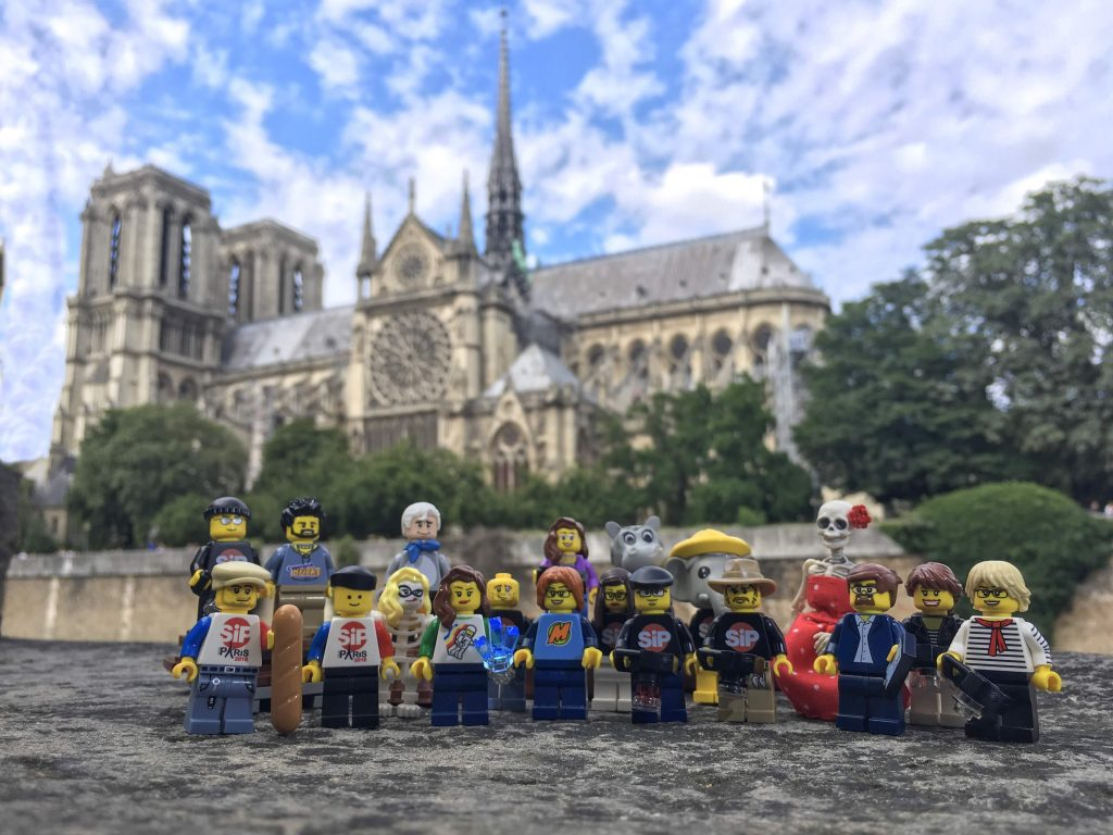 The traditional Sigfig groupie
