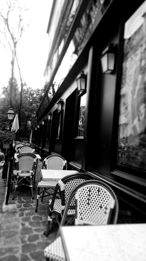 A snapshot of Paris - by Monika