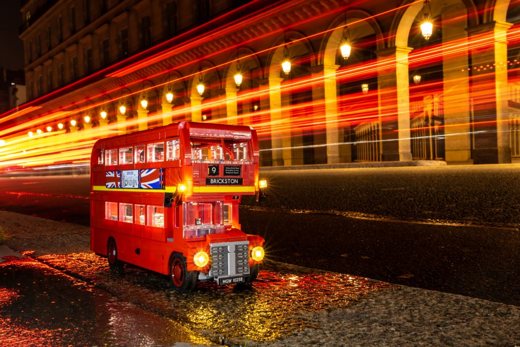 One of my favorite London bus picture in this project