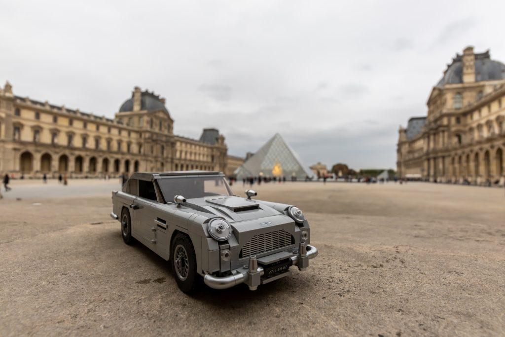 The Aston Martin